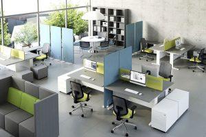 Open space bureau isospace