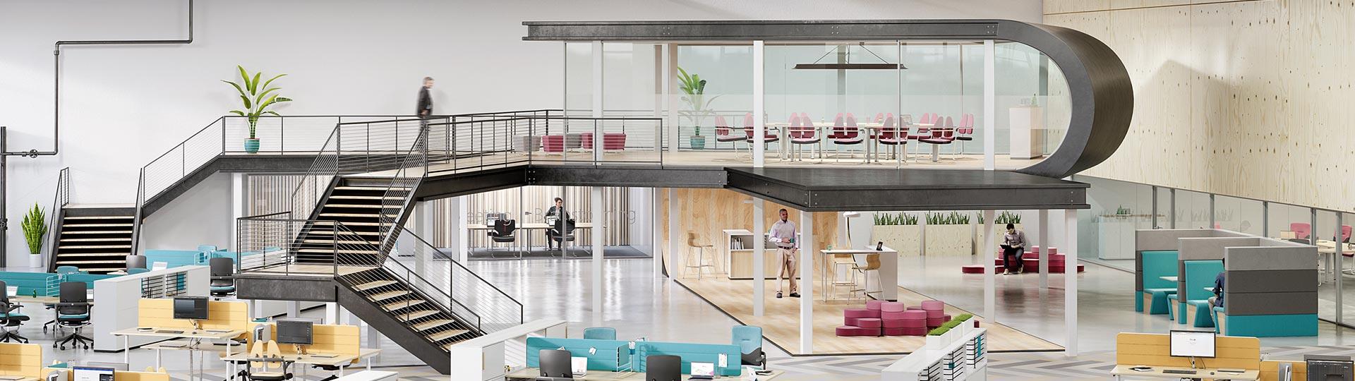 Décoration intérieure pour les espaces professionnels