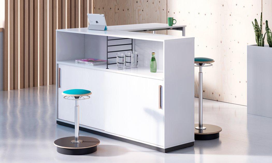 achat et montage de mobilier de rangement pour professionnel. Black Bedroom Furniture Sets. Home Design Ideas