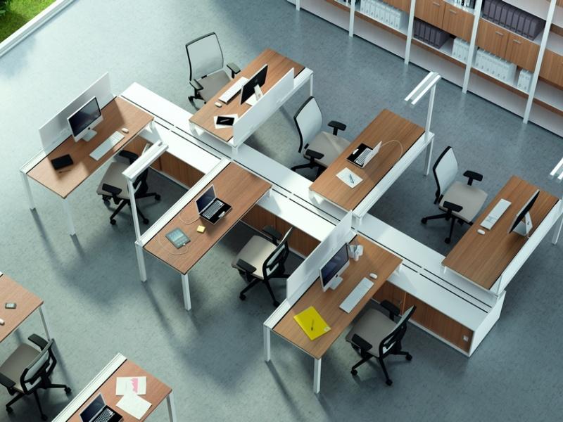 Fantastic Bureau Open Space - d co bureau open space, cloisons de bureau et  QJ96