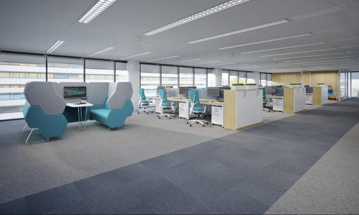 Couleur Peinture Pour Bureau Professionnel quel revêtement de sol choisir pour ses bureaux ? - isospace