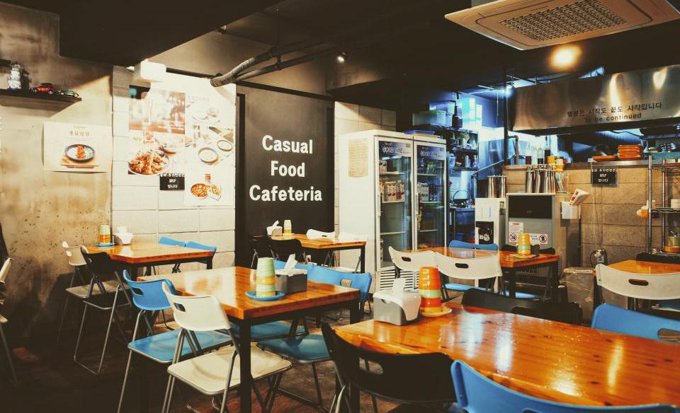 Amenagement De Cuisine D Entreprise Et Cafeteria Pour Bureaux